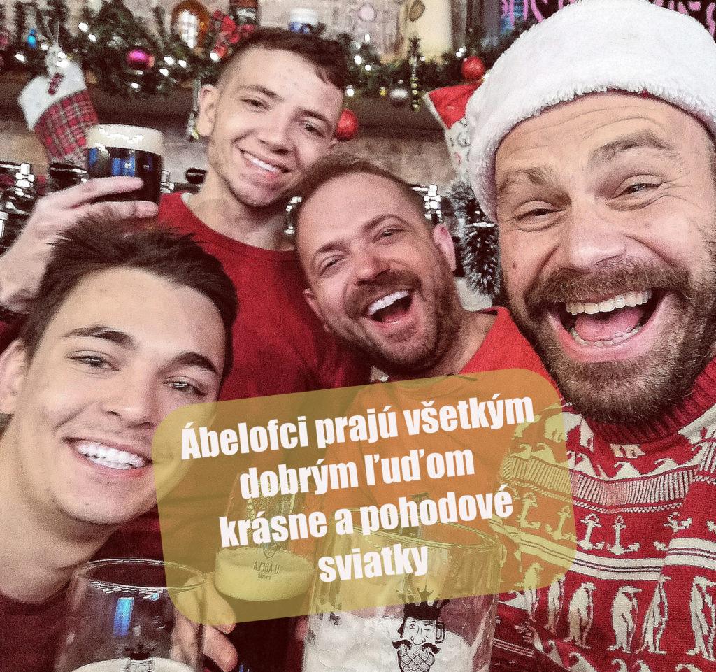 Pivovar U Ábela, remeselné pivo, darcek vianočné darčeky