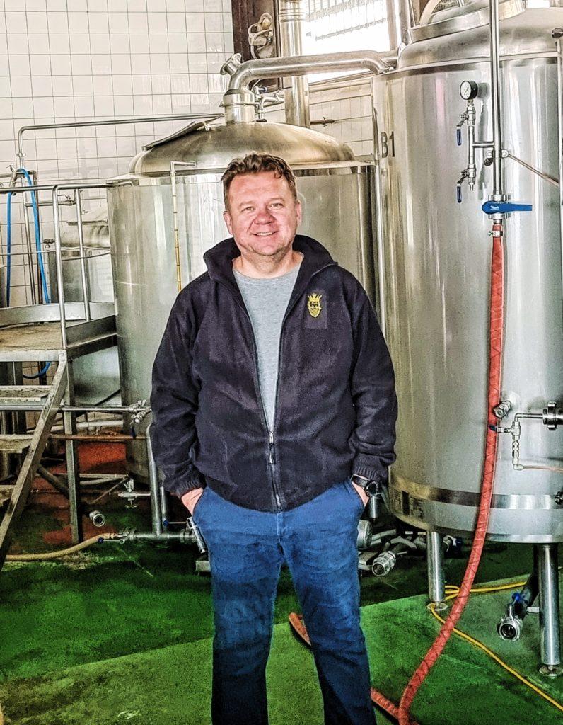 Igor Richtárik,kolega, práca, pivovar u ábela, profesia, pivo (3)