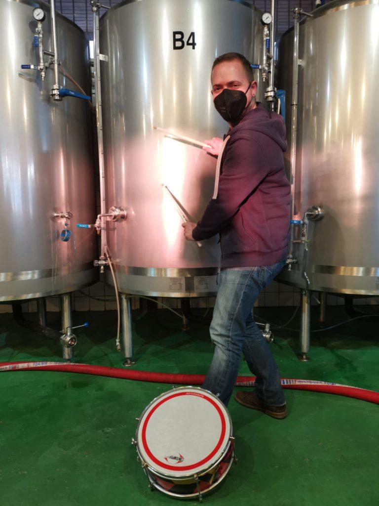 Peter Vašík, kolega, práca, pivovar u ábela, profesia, pivo (12)